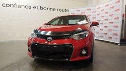 Toyota Corolla * S * CAM DE RECUL * GR ÉLECTRIQUE *  2014
