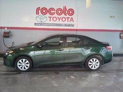 Toyota Corolla LE AA  2015