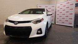 Toyota Corolla * S BA * TOIT OUVRANT * BLUETOOTH *  2015