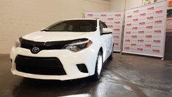 Toyota Corolla * CE * AIR CLIMATISÉE * PORTES ÉLECTRIQUES *  2015