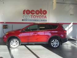Toyota RAV4 * Limited * CUIR * GPS *  2015