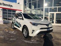 Toyota RAV4 Limited Platinum  2018