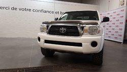 Toyota Tacoma * SR5 * DOUBLE CAB * AIR CLIMATISÉE *  2011