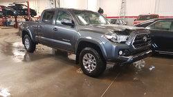 Toyota Tacoma * SR5 * DOUBLE CAB * AIR CLIMATISÉE * GR ÉLECTRIQUE *  2016