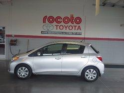 Toyota Yaris 4 PORTES * PORTE ELECTRIQUE *  2012