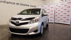 Toyota Yaris * LE * AIR CLIMATISÉE * GR ÉLECTRIQUES *  2014