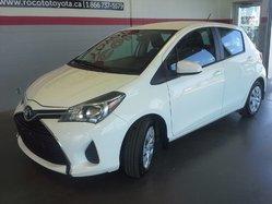 Toyota Yaris 4 PORTES * GR ELECTRIQUE COMPLET * AIR CLIMAT *  2015