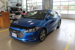2017 Hyundai Elantra Limited Tech Package