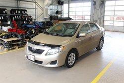 2010 Toyota Corolla CD