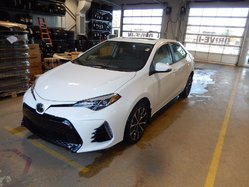 2017 Toyota Corolla SE Upgrade