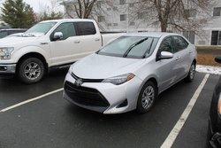 2017 Toyota Corolla L:E