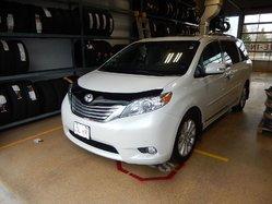 2014 Toyota Sienna XLE Limited AWD