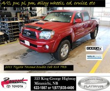 2011 Toyota Tacoma TRD