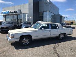 Cadillac Brougham D'Élégance  1990