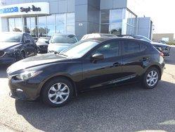 Mazda 3 Sport GX - A/C, MANUELLE, SIÈGES CHAUFFANTS  2015
