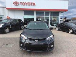 Toyota Corolla MANUELLE  2014