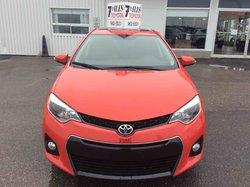 Toyota Corolla S TRES PROPRE  2015