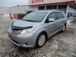 Toyota Sienna XLE LIMITED  2014