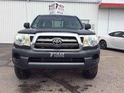 Toyota Tacoma MANUEL  2010