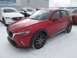 Mazda CX-3 GT AWD CUIR/TOIT COMME NEUF!!!  2016