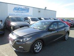 Mazda Mazda3 GX AUTOMATIQUE / AIR CLIMATISÉ  2015