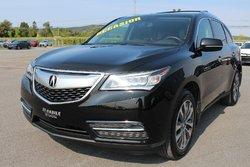 Acura MDX NAV PKG TOIT CUIR SIÈGES CHAUFFANTS 7 PASSAGERS  2015