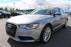 Audi A6 3.0T Premium Plus  2012