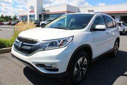 Honda CR-V TOURING NAVIGATION BLUETHOOT CAMÉRA DE RECUL HAYON ÉLECTRIQUE BANC CHAUFFANT TOIT OUVRANT  2015
