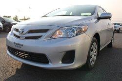 Toyota Corolla CE-BLUETOOTH-CLIM-CRUISE-TOIT-SIEGES CHAUFFANT  2013