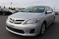 Toyota Corolla CE AMÉLIORER TOIT SIÈGES CHAUFFANTS BLUETOOTH  2013