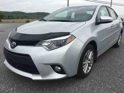 Toyota Corolla LE BLUETOOTH  SIEGES CHAUFFANTS TOIT OUVRANT +++  2014