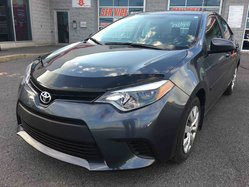 Toyota Corolla LE BLUETOOTH SIÈGES CHAUFFANTS AIR CLIMATISÉ  2014
