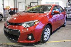 Toyota Corolla S BLUETOOTH SIÈGES CHAUFFANTS CAMÉRA RECUL  2014