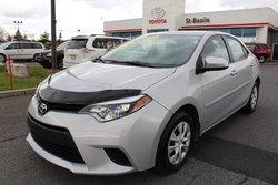 Toyota Corolla CE BLUETOOTH CLIMATISEUR GROUPE ELECTRIQUE  2015