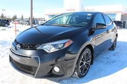 Toyota Corolla S AMELIORE MAGS TOIT CUIR SIEGES CHAUFFANTS  2015