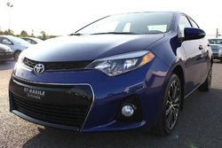 Toyota Corolla S CUIR TOIT BLUETOOTH SIÈGES CHAUFFANTS  2016