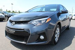 Toyota Corolla S CUIR CAMERA RECUL SIÈGES CHAUFFANTS BLUETOOTH  2016