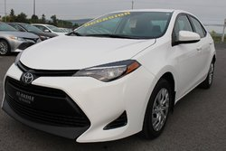 Toyota Corolla LE BLUETOOTH CAMÉRA RECUL SIÈGES CHAUFFANTS  2017