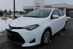Toyota Corolla LE  BLUETOOTH CAMERA RECUL SIÈGES CHAUFFANTS  2017