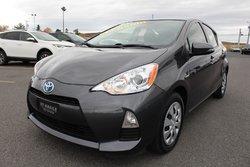 Toyota Prius C GROUPE AMÉLIORÉ BLUETOOTH AIR CLIMATISÉ  2014