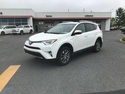 Toyota RAV4 Hybrid XLE HYBRID  2016