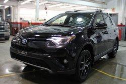 Toyota RAV4 Hybrid SE HYBRIDE AWD CUIR MAGS TOIT BLUETOOTH CAM RECUL  2017