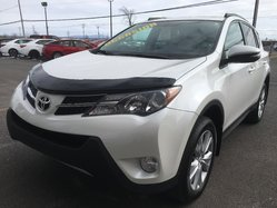 Toyota RAV4 Limited AWD CUIR TOIT MAGS GPS SIÈGES CHAUFFANTS  2013