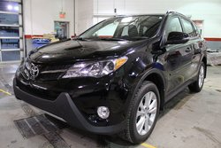 Toyota RAV4 LIMITED AWD MAGS TOIT CUIR CAMÉRA SIÈGES CHAUFFANT  2013