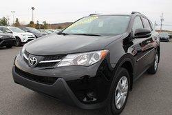 Toyota RAV4 LE BLUETOOTH SIÈGES CHAUFFANTS CAMERA RECUL  2015