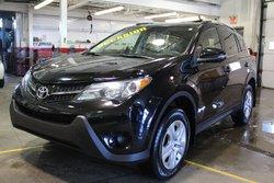 Toyota RAV4 LE FWD BLUETOOTH CAMÉRA RECUL SIÈGES CHAUFFANTS  2015