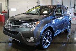 Toyota RAV4 XLE AWD TOIT.GPS.MAGS.SIÈGES CHAUFF.-BLUETOOTH  2015