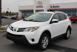 Toyota RAV4 LE BLUETOOTH SIEGES CHAUFFANTS CAMERA RECUL  2015