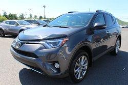 Toyota RAV4 LIMITED MAGS CUIR TOIT SIÈGES CHAUFFANT GPS +++  2016