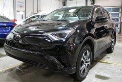 2017 Toyota RAV4 LE AWD BLUETOOTH SIÈGES CHAUFFANTS CAMERA RECUL